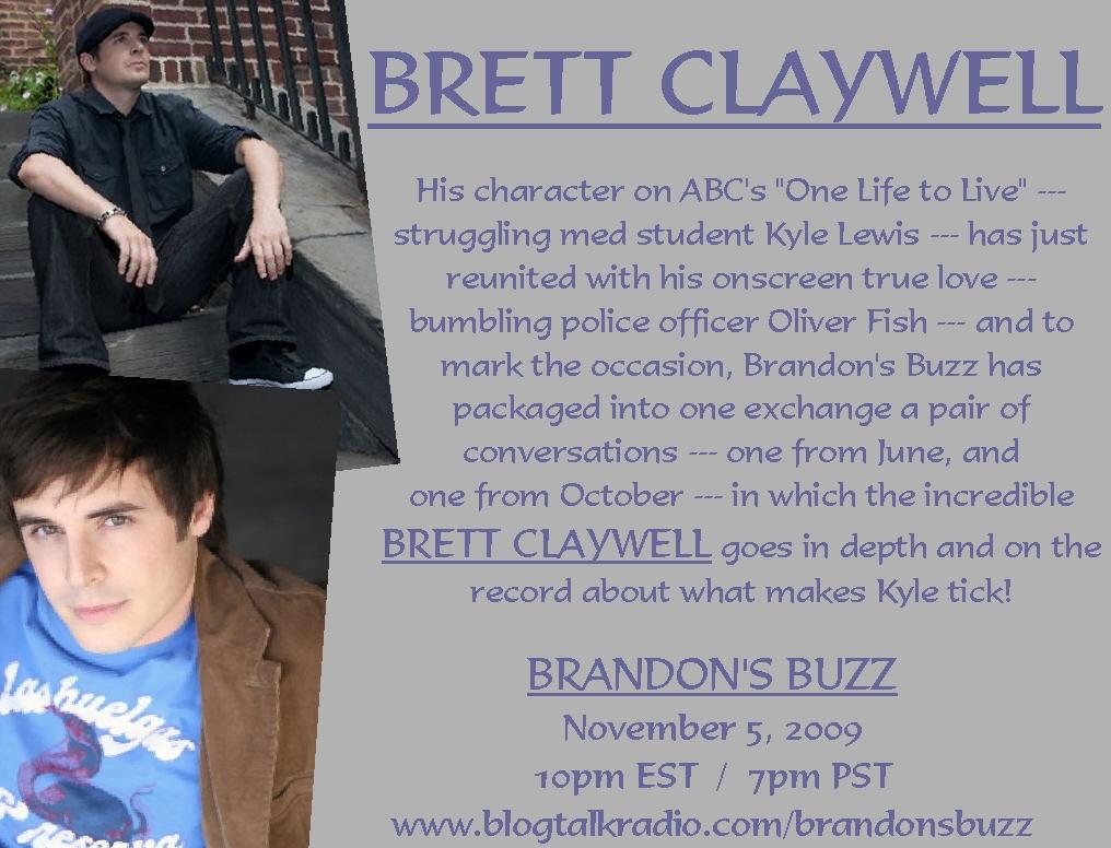 Brett Claywell 2016